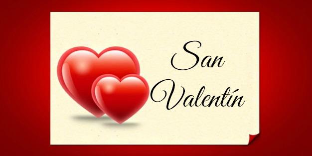 Regalos de San Valentin.