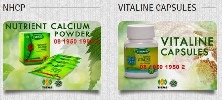 Vitaline Capsules
