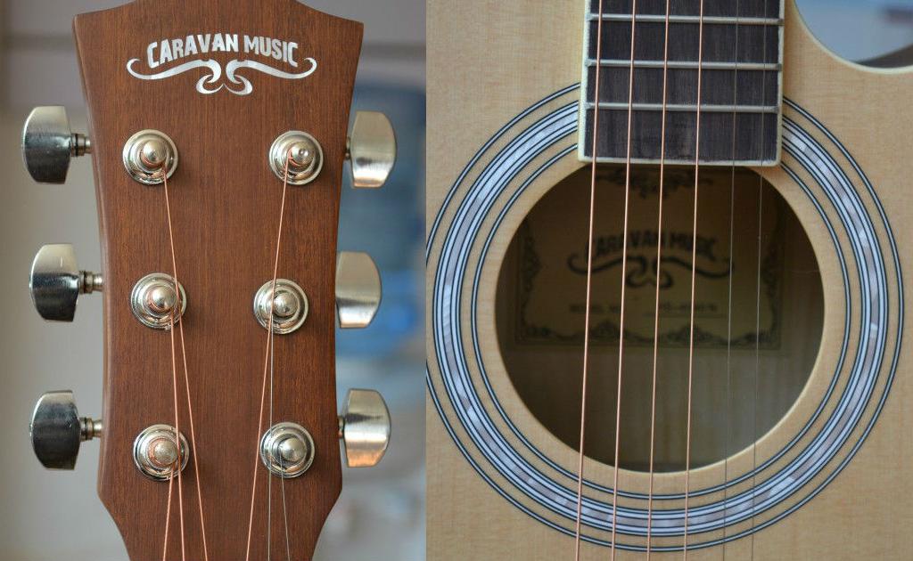 Đàn Caravan Guitar