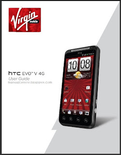 HTC Evo V 4G Manual User Guide
