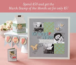 March Stamp of the Month