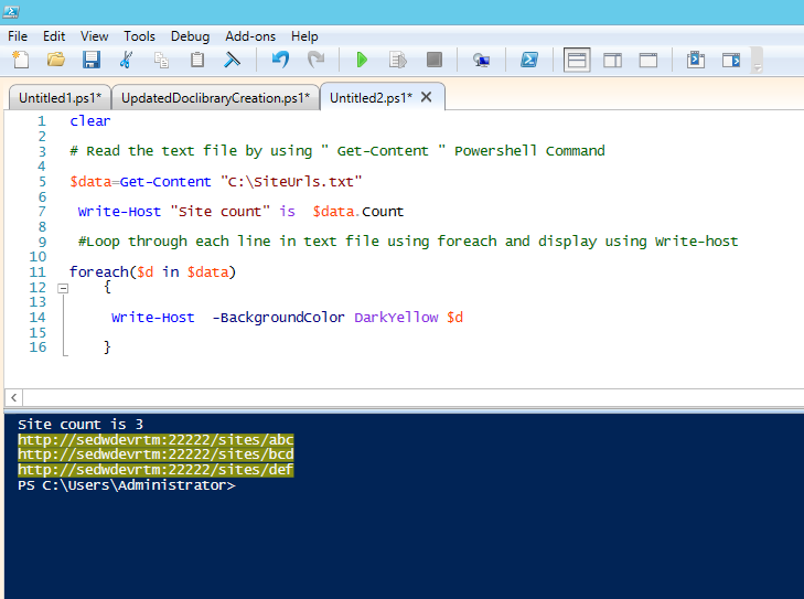 writing powershell scripts He is a moderator on the hey, scripting guy forum, and he has been a judge for the scripting games he has presented talks on the topics of wsus and powershell as well as runspaces to powershell user groups.