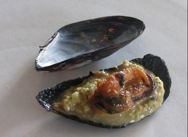 thumb licheni creveti pe gheata si morcovi deshidratati vezi cum arata farfuriile la cel mai bun restaunat din 2 Noma, Copenhaga... Cel mai tare restaurant din lume si n 2012   poze