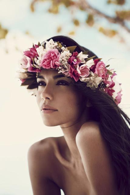 CORONAS+DE+FLORES Coronas de flores para tu boda