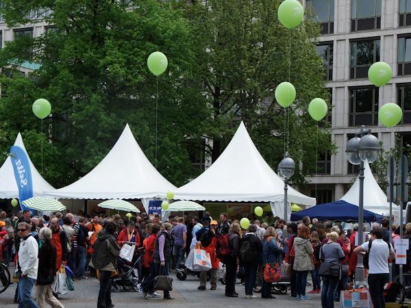 So war der Welt-Zöliakie-Tag 2013 in Hannover!