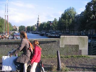 Quinze dias entre Amsterdã, Paris, Londres, Praga e Roma