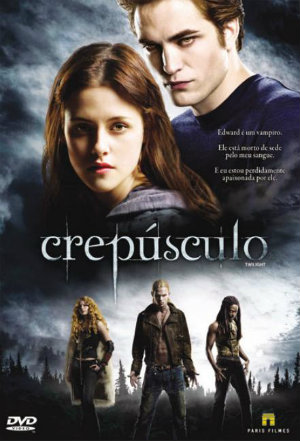 Cartaz do filme Crepúsculo