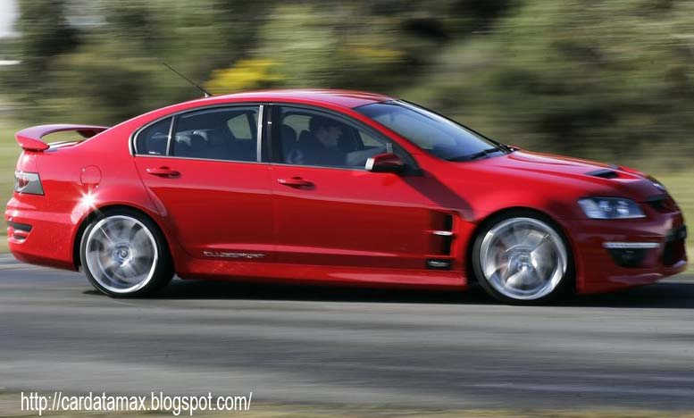 Cardatamax The Cars Database Project Forever Hsv E3 Clubsport R8 2011