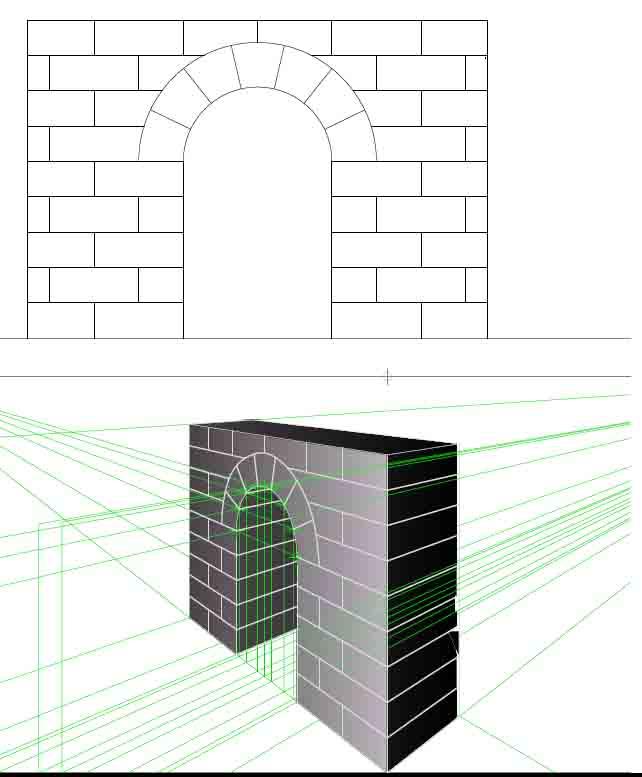 sistema axonometrico apuntes pdf