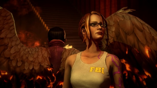 Saints Row: Gat Out of Hell Kinzie