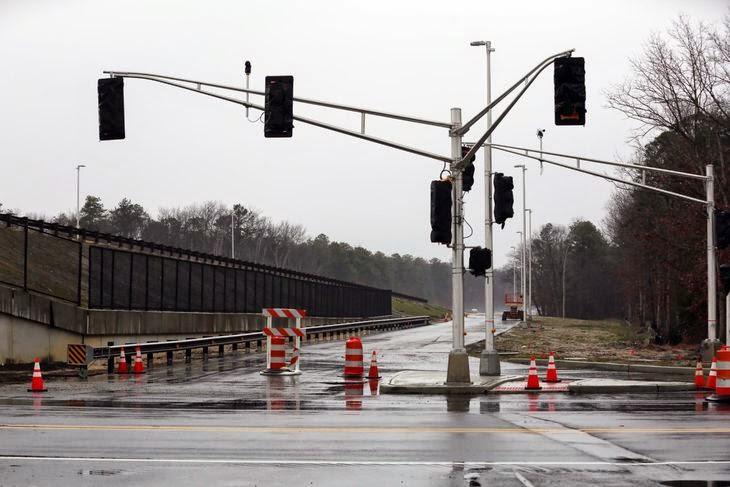 Parkway Interchange On Jimmie Leeds Road Scheduled To Open