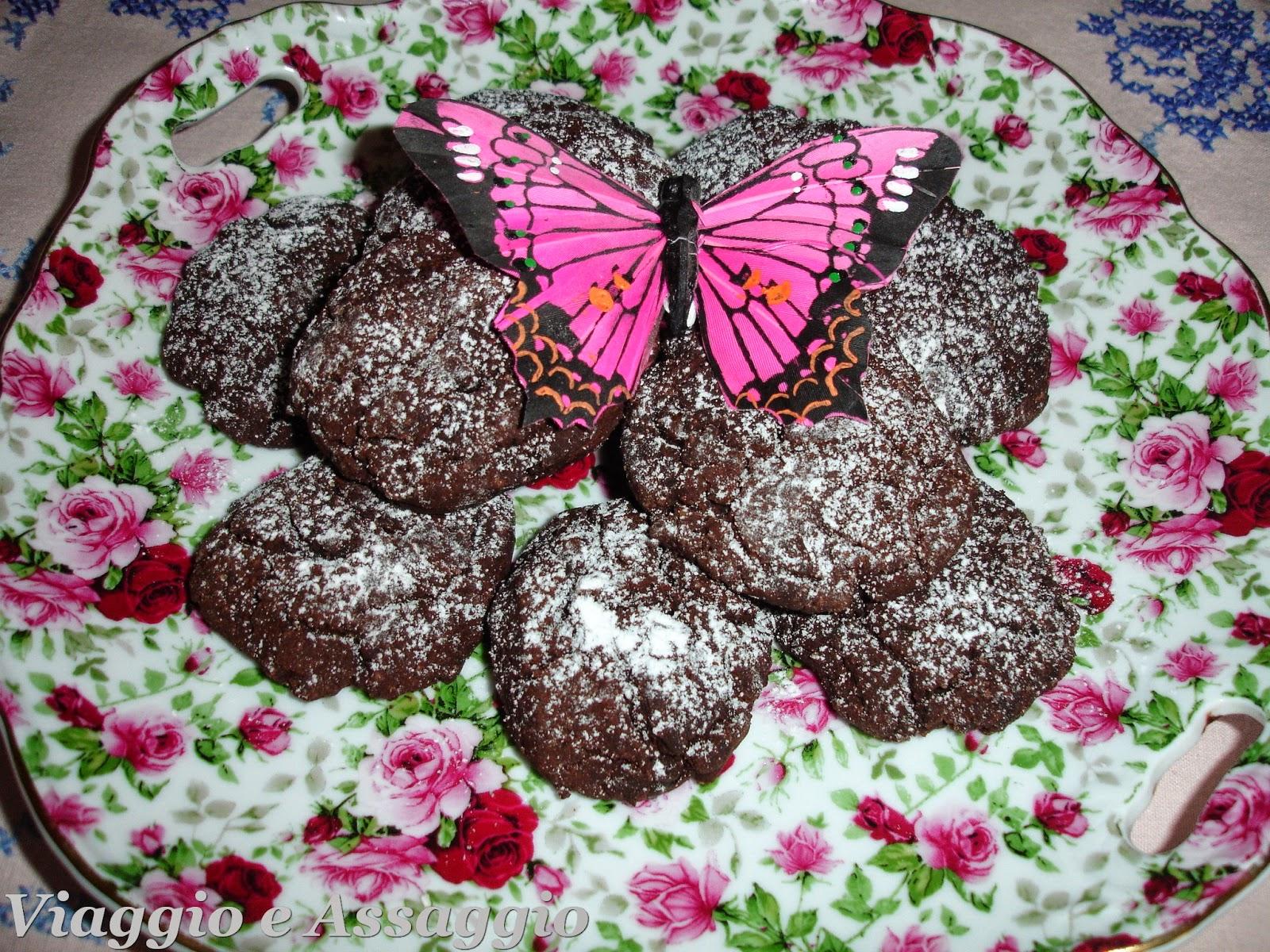 biscotti vegan al cacao