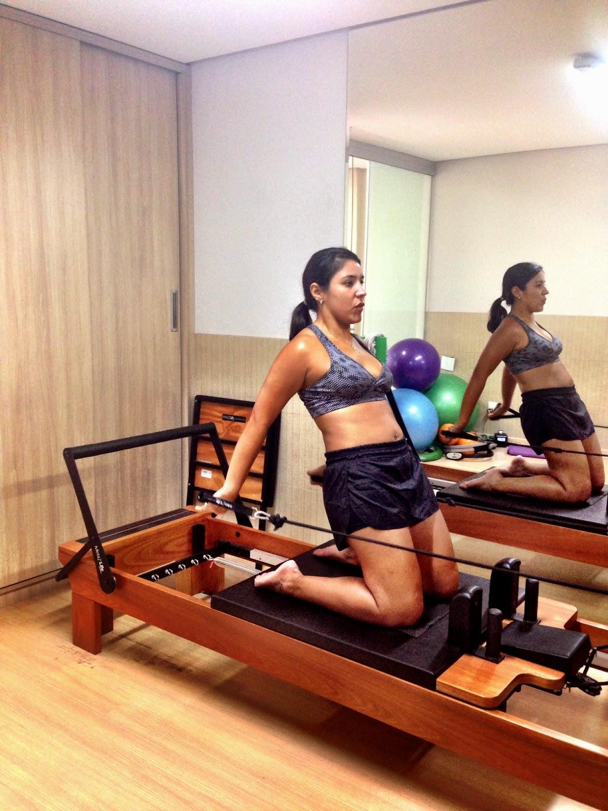 Mais benefícios do Pilates