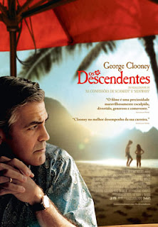 Os Descendentes - George Clooney