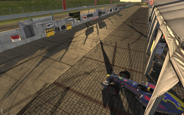 circuito de Poznan rFactor 2