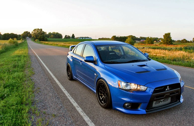 since 2011 we heard a rumours about evo x its will be the last for lancer evolution 2014 custom - Mitsubishi Evo X Custom