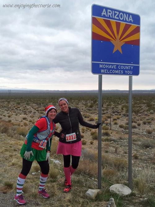Tri-States Marathon | Arizona State Line