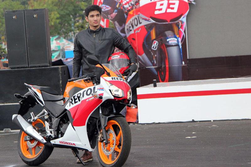 Pengen tau berapa harga All New Honda CBR 150R di Medan ? . . . ini dia