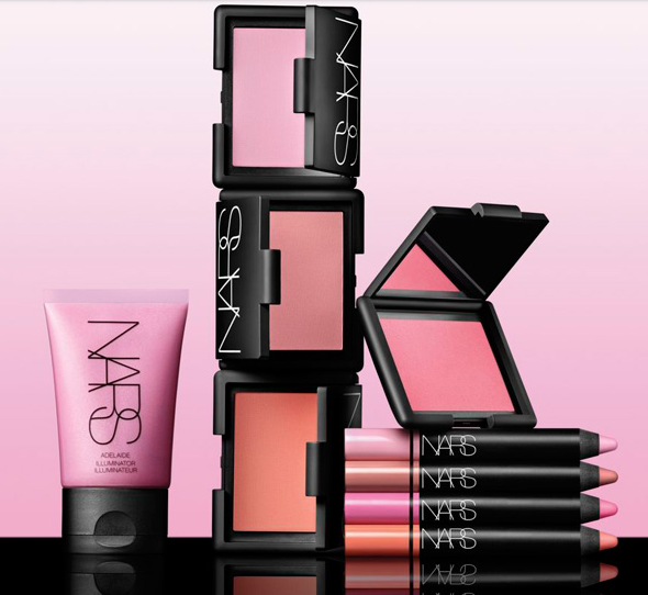 NARS Final Cut Edge of Pink Collection