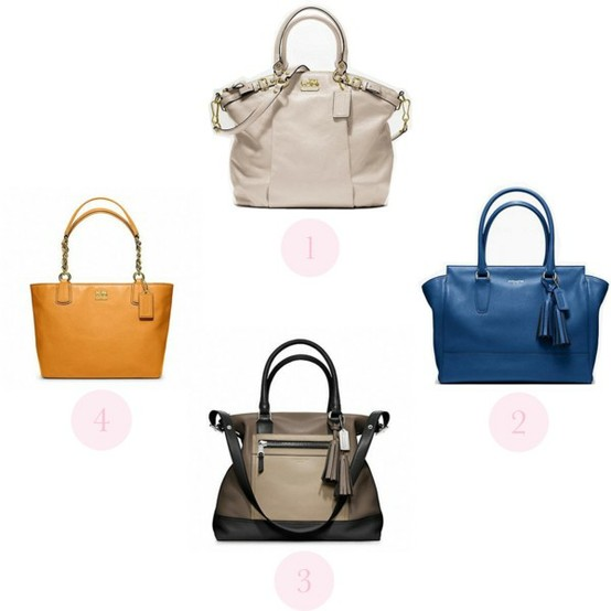 coach, lindsey satchel, candace carryall, rory satchel, madison tote, coach handbag, coach handbags