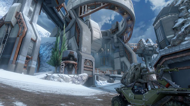longbow map halo 4