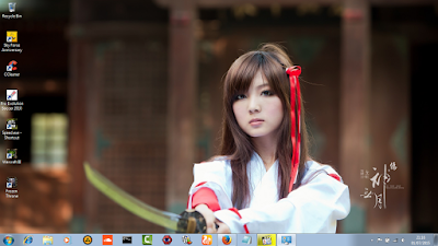 Cara Mengganti Wallpaper Di Windows 7