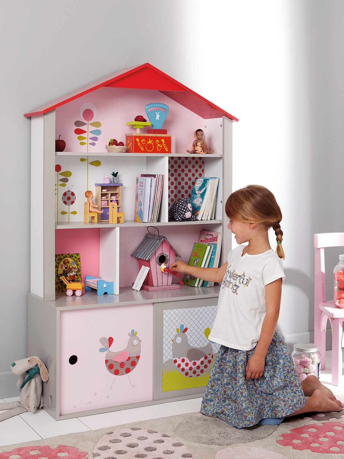 working mum deco vertbaudet 2012. Black Bedroom Furniture Sets. Home Design Ideas