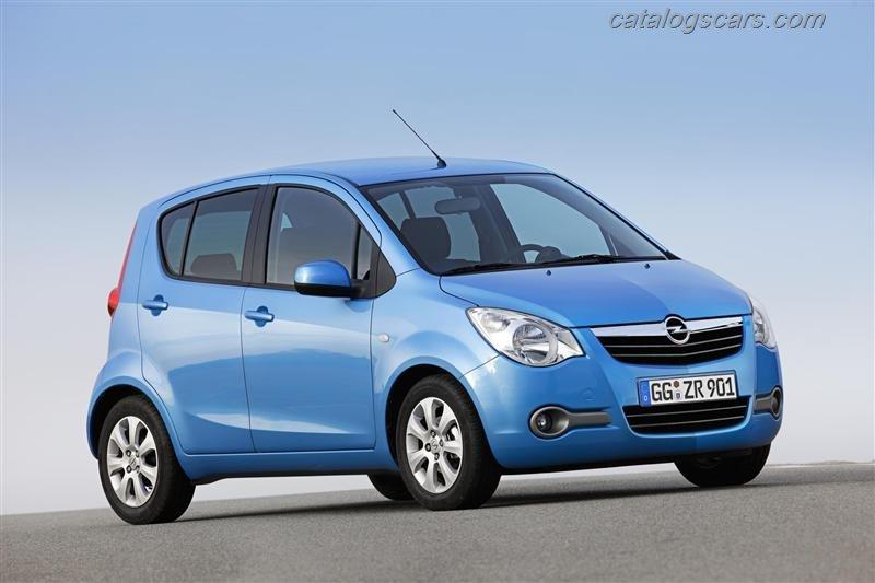 صور سيارة اوبل اجيلا 2014 - اجمل خلفيات صور عربية اوبل اجيلا 2014 - Opel Agila Photos Opel-Agila_2012_800x600-wallpaper-06.jpg