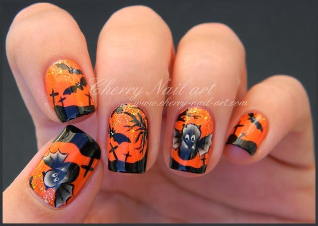 Manucures incroyables pour l'Halloween