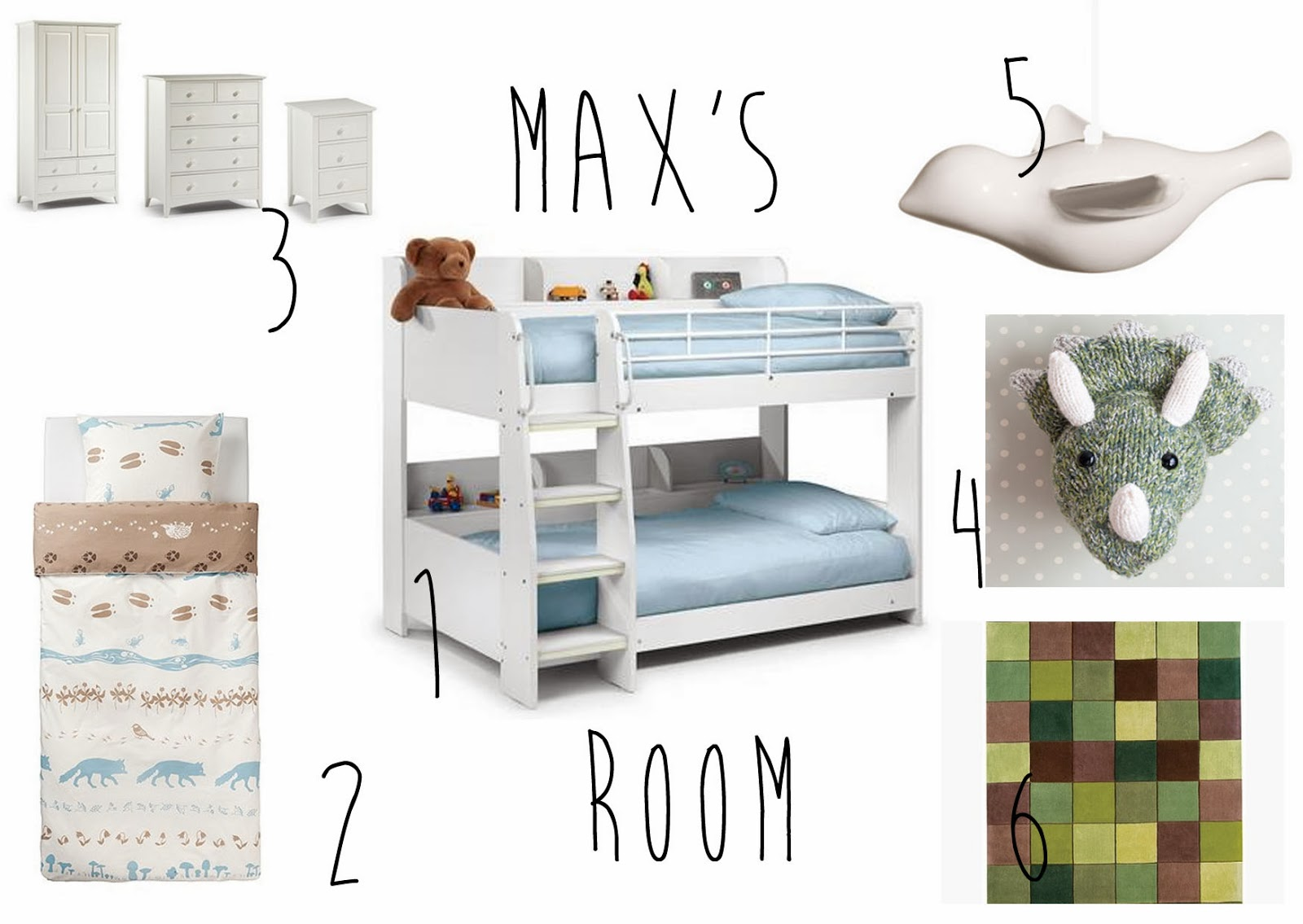 Max 39 S Big Boy Room Wishlist Max And Mummy