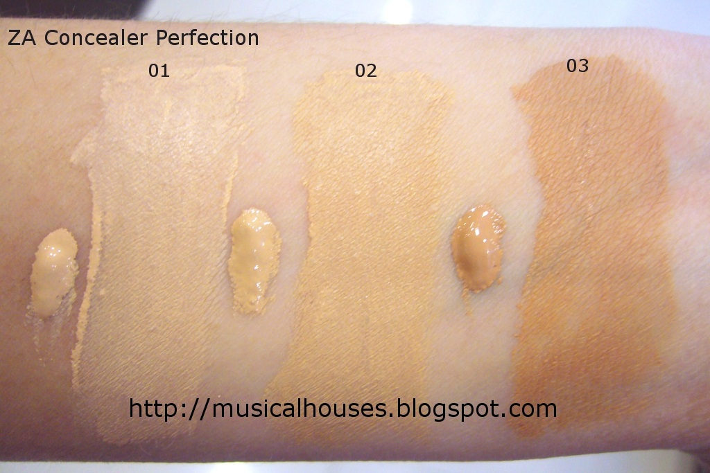 Makeup factory concealer review