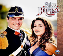 CD Trilha Sonora Salve Jorge (Nacional)