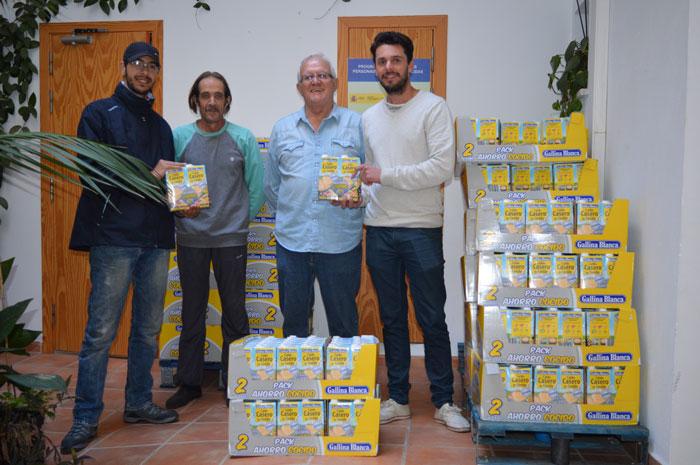 Premi Solidari Gallina Blanca BC2016 Al·lots de Llevant cedit a la Fundació Trobada de Manacor