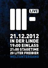 MF LIVE: 21.12.2012