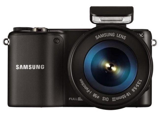 Harga & Spesifikasi Kamera Samsung NX2000