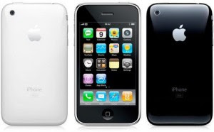 Modelos de celulares Apple