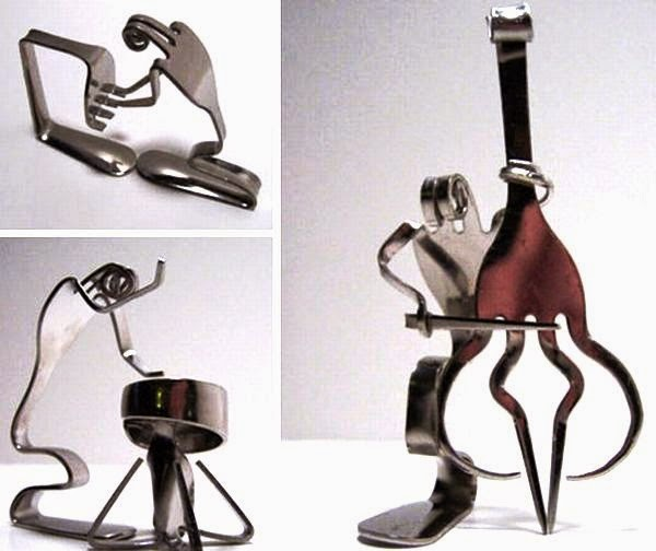Cutlery art design ideas