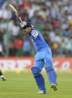 India vs Australia 7th ODI 2013 Scorecard, India vs Australia 2013 match result,