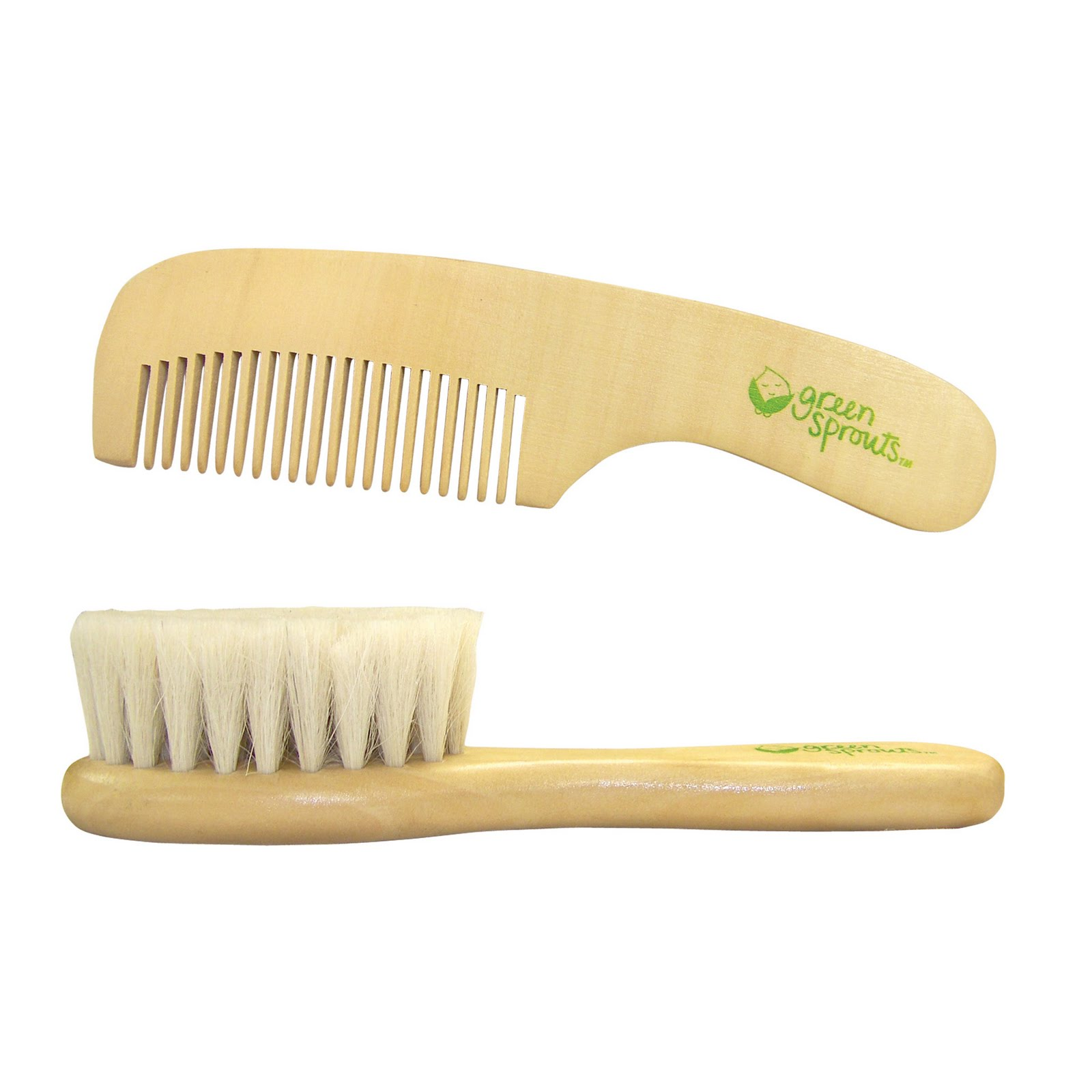 Green Baby Bargains: Brush and Comb