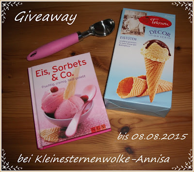 Giveaway bei Annisa