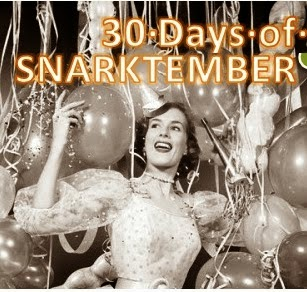 30 Days of Snarktember