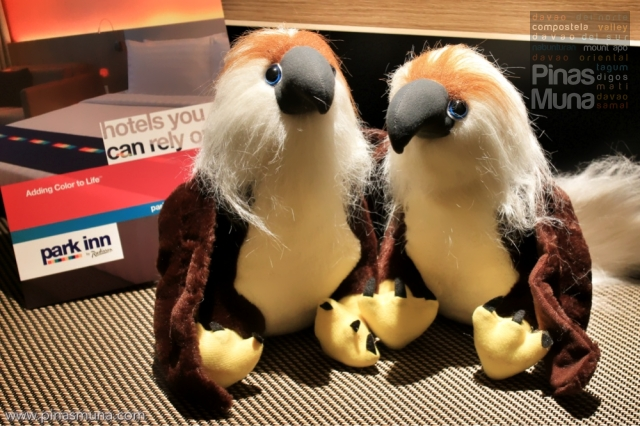 Philippine Eagle Stuffed Toys