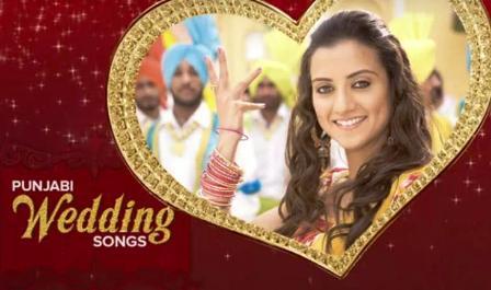 Punjabi Wedding Songs Collection (2016)