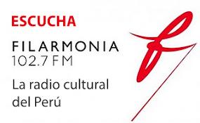 Radio Filarmonia 102.7 FM | www.filarmonia.org