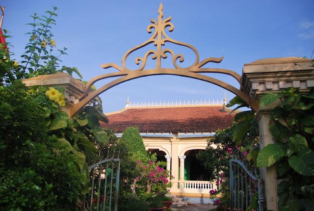 Ba Duc ancienne maison, Cai Be
