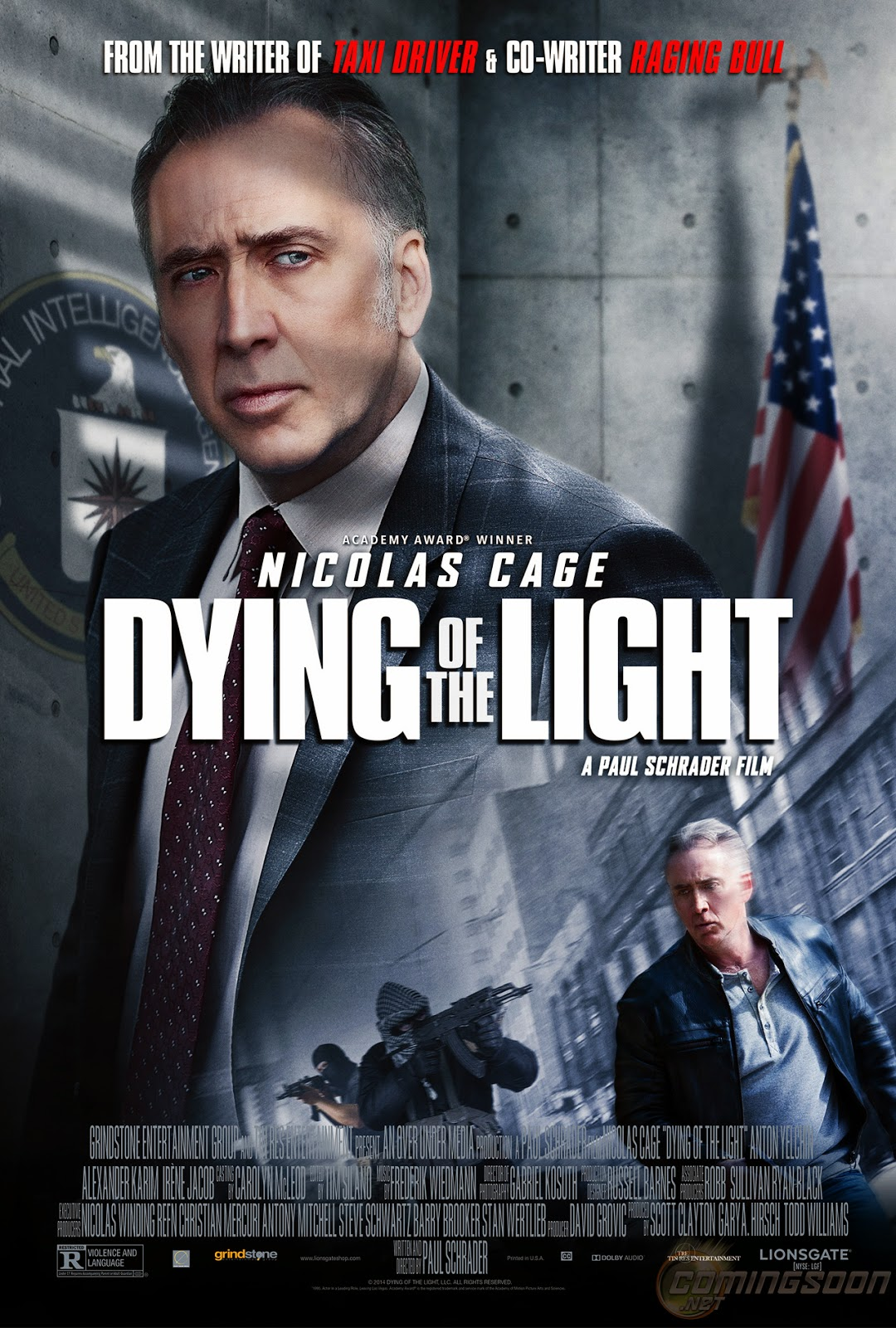 Dying Of The Light 2014 Hdrip tainies online oipeirates