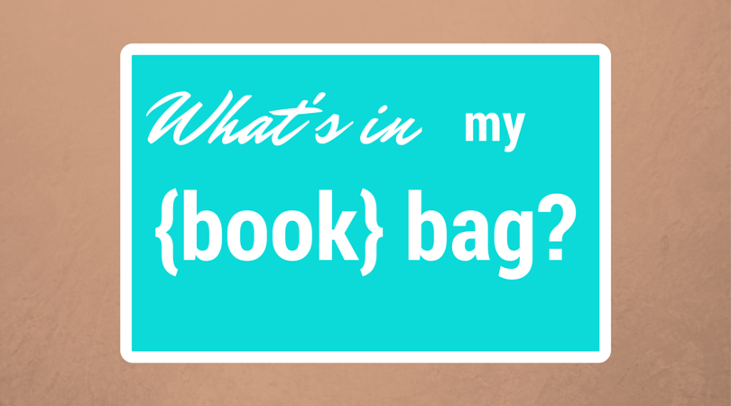 Broke & Fabulous: What's In My (Book) Bag