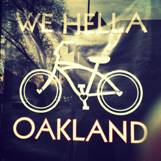hella bike oakland and events!