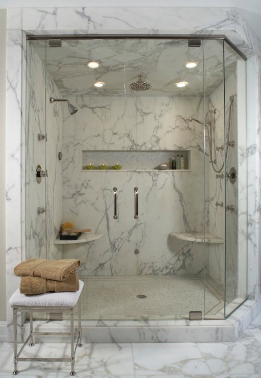 To Da Loos Supersized Modern Shower Nooks