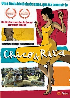 Chico e Rita – Dublado (2010)